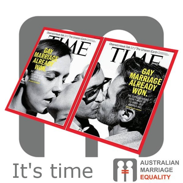magazine article marriage equality
