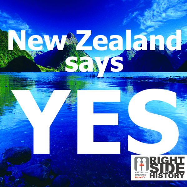 NZ says YES