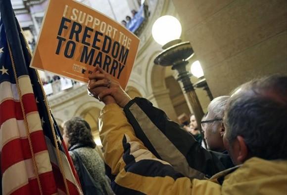 same sex marriage minnesota senate in Illinois