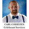 Carl Coertzen Celebrant Services