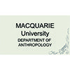 Macquarie University – Department of Anthropology