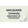 Macquarie University – Department of Psychology