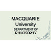 Department of Philosophy Macquarie University